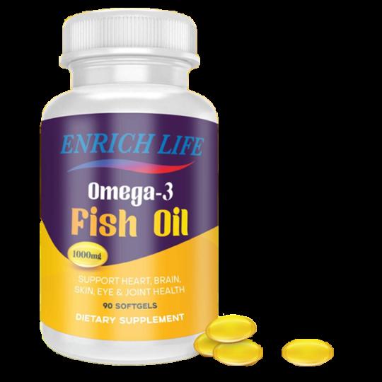 Enrich Life Fish Oil