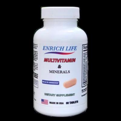 Enrich Life Multivitamin